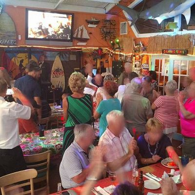 Hernando Beach, FL Restaurant for sale: Profitable, waterfront restaurant, banquet hall, tiki bar and evening entertainment venues. OWNER FINANCING AVAILABLE