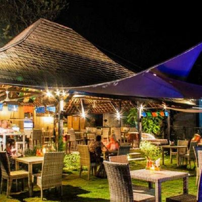 Gili Air, NTB Restaurant for sale: For sale is an elegantly built brand new pool restaurant in beautiful Gili Air.