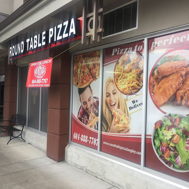LANGLEY, BC Restaurant for sale: This is a good running condition , store in nice location  , making every month gross sale 10K to 12K , serious buyer only - owner negotiate