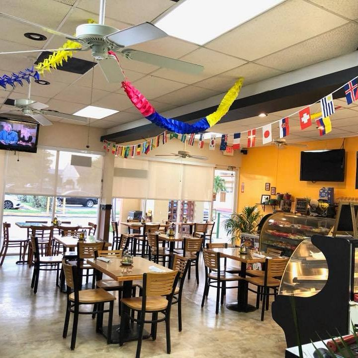 Colombian Restaurant In Kendall Miami