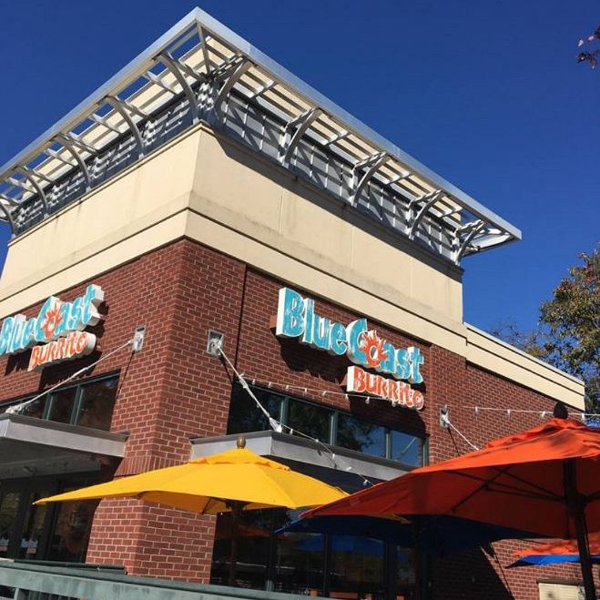 Blue Coast Burrito West Midtown Atlanta For Lease