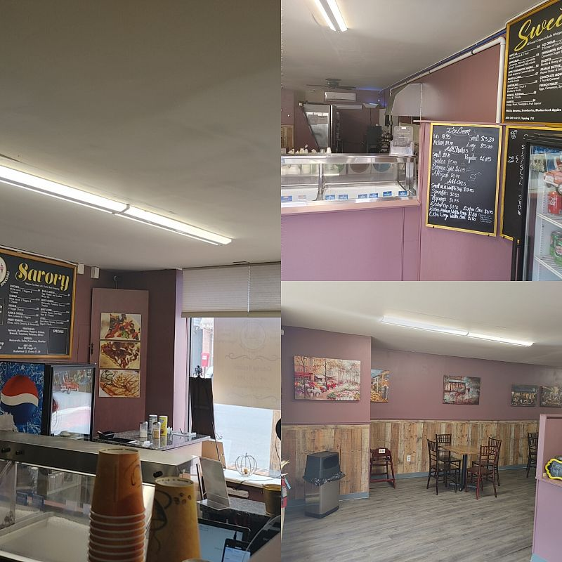 Hackettstown, NJ Restaurant for sale: We make:
